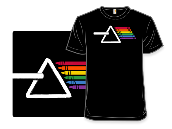 Childish Side Of The Moon T Shirt