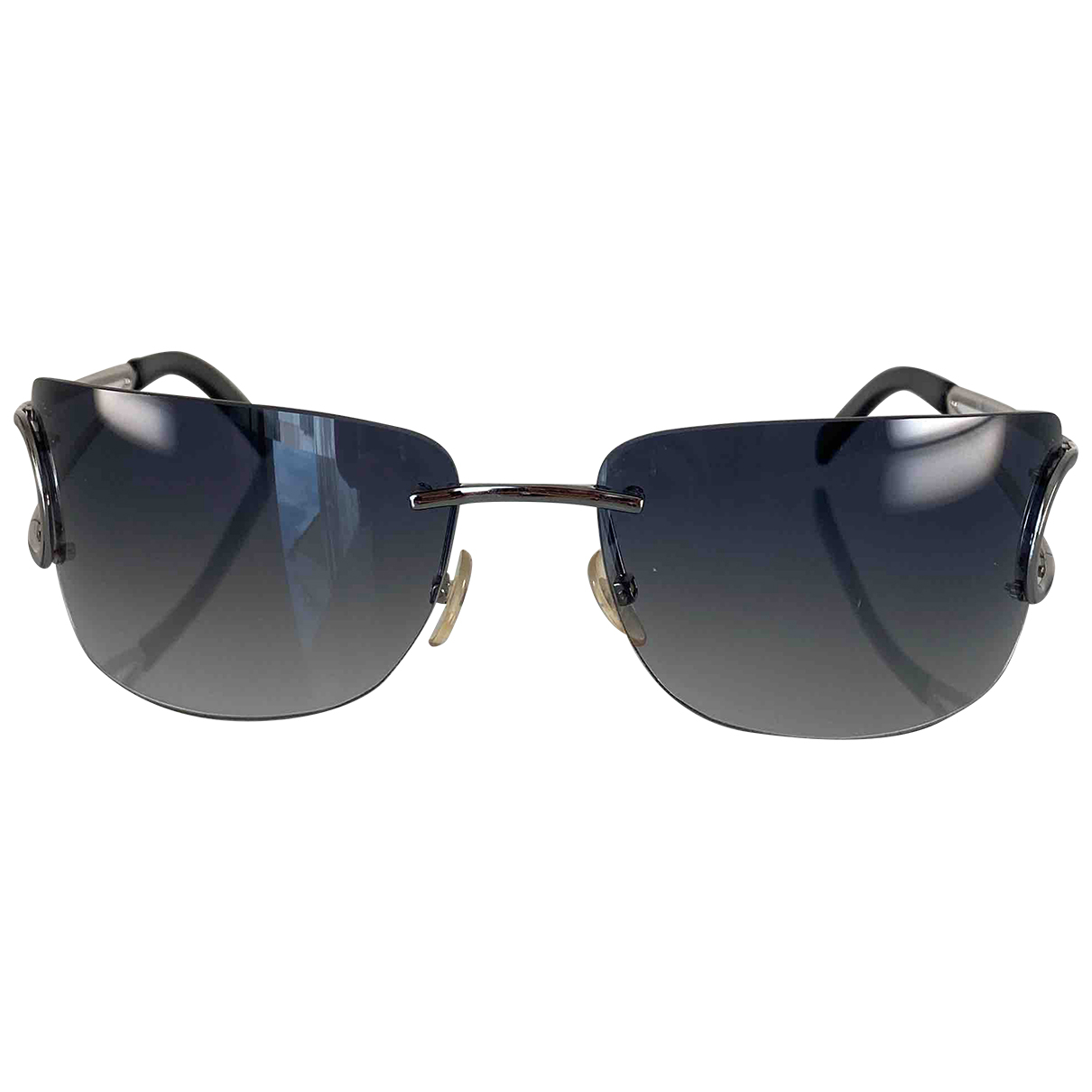 Marc Jacobs \N Anthracite Metal Sunglasses for Women \N