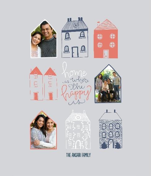 Family + Friends Canvas Print, 20x24, Home Décor -Happy Homes