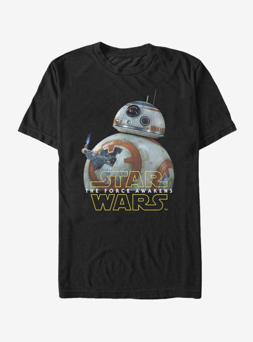Star Wars BB-8 Lighter Thumbs Up T-Shirt