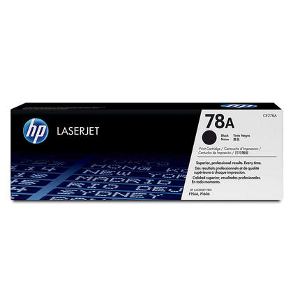 HP 78A CE278A Original Black Toner Cartridge