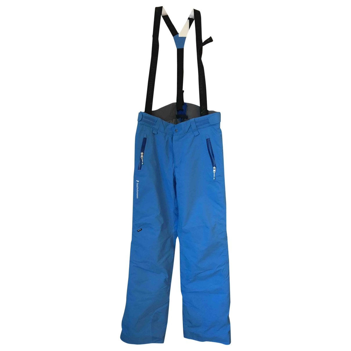 Peak Performance \N Blue Trousers for Women S International