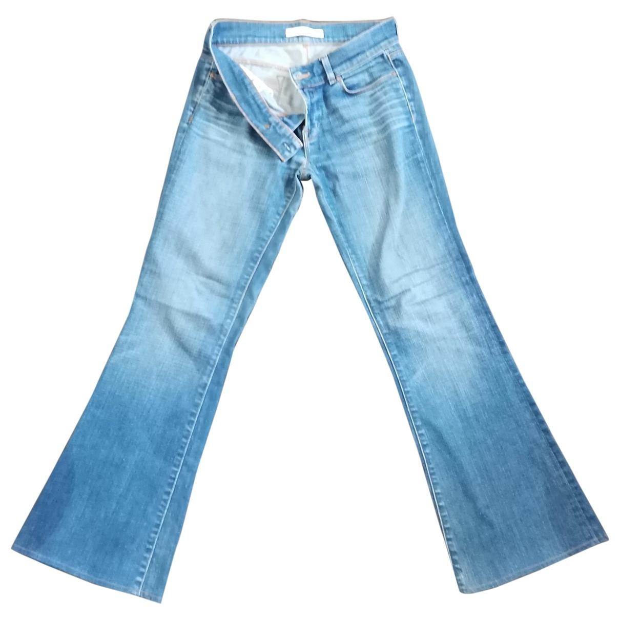 J Brand \N Cotton - elasthane Jeans for Women 28 US