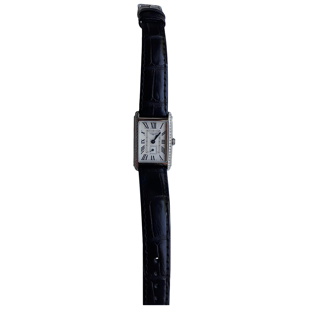 Longines Dolce Vita Silver Steel watch for Women \N