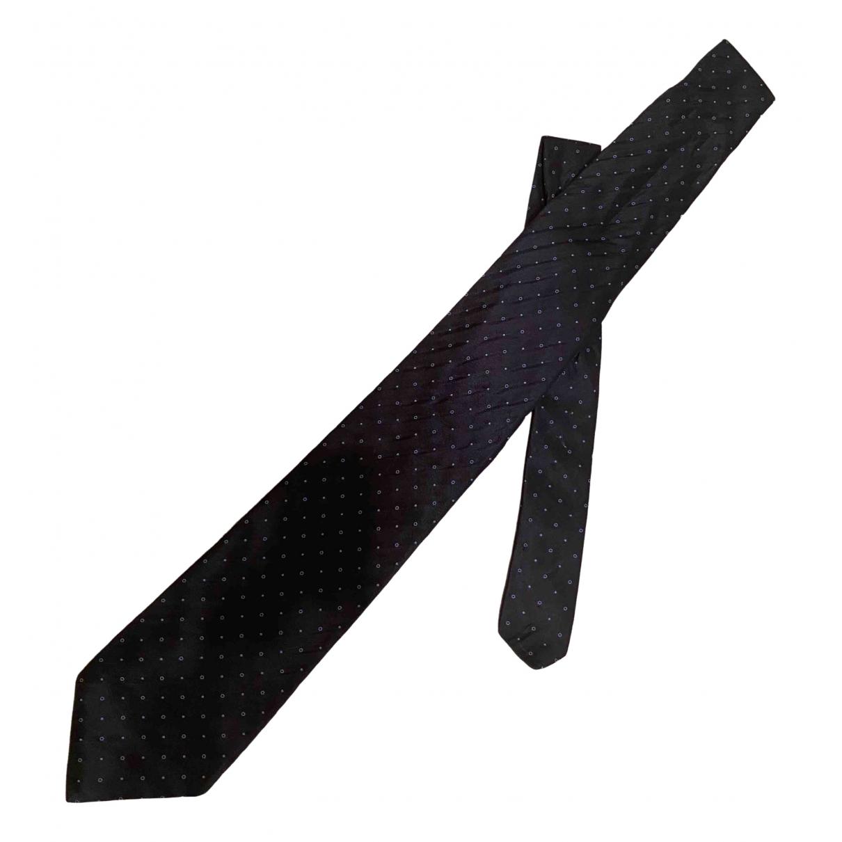 Paul Smith \N Blue Silk Ties for Men \N