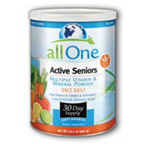 Active Seniors Formula 2.2 Lb by All-One (Nutri-Tech)