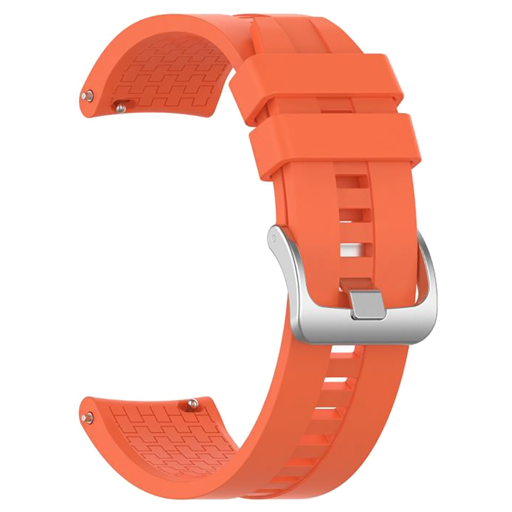 Replacement Watch Band For Huami Amazfit GTR 47MM Silicon Strap - Orange