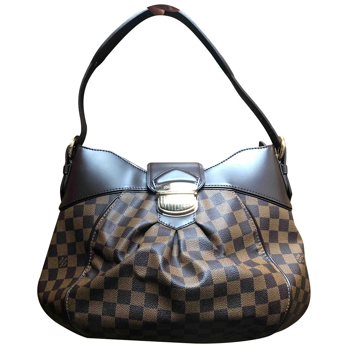 Louis Vuitton \N Cloth handbag for Women \N
