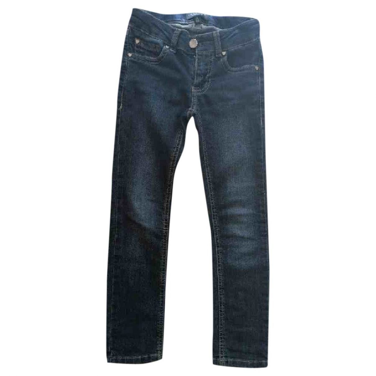 Twin Set \N Blue Denim - Jeans Trousers for Kids 6 years - up to 114cm FR