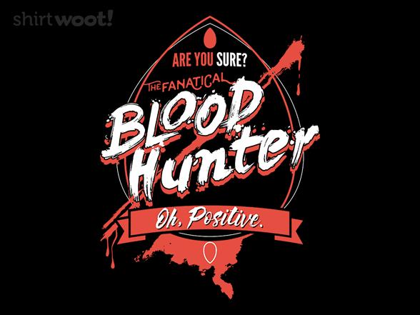 The Blood Hunter T Shirt