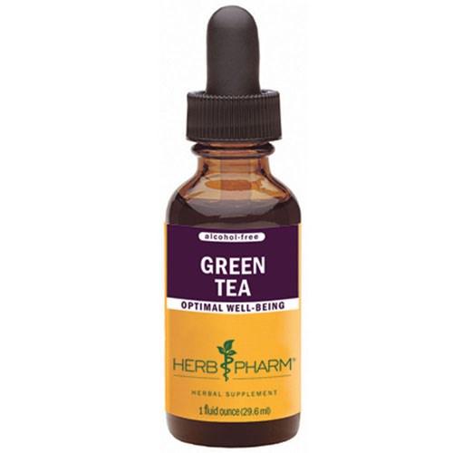 Green Tea Glycerite 1 oz by Herb Pharm