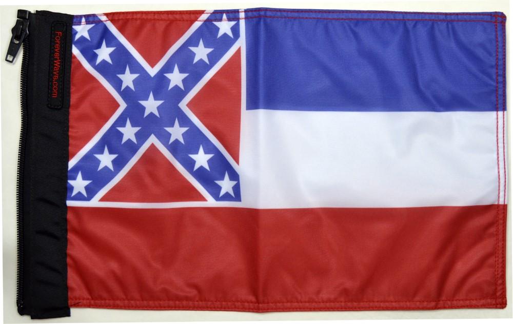Forever Wave 5290 State Flag Mississippi