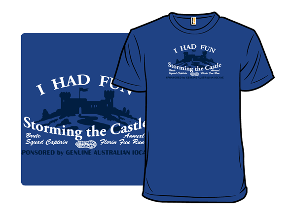 Florin Fun Run T Shirt