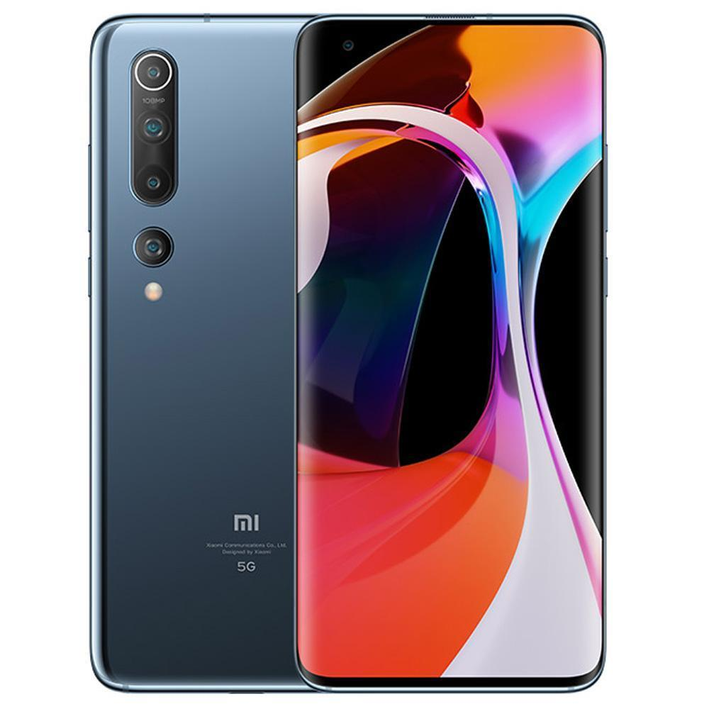 Global Version Xiaomi Mi 10 6.67 Inch 8GB 256GB 5G Smartphone Grey