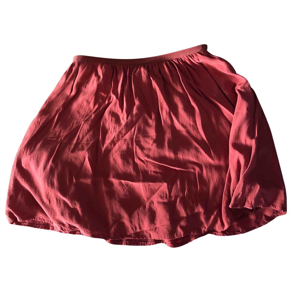American Vintage \N Orange skirt for Women S International
