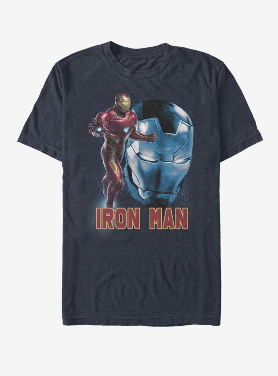 Marvel Avengers: Endgame Iron Man Profile T-Shirt
