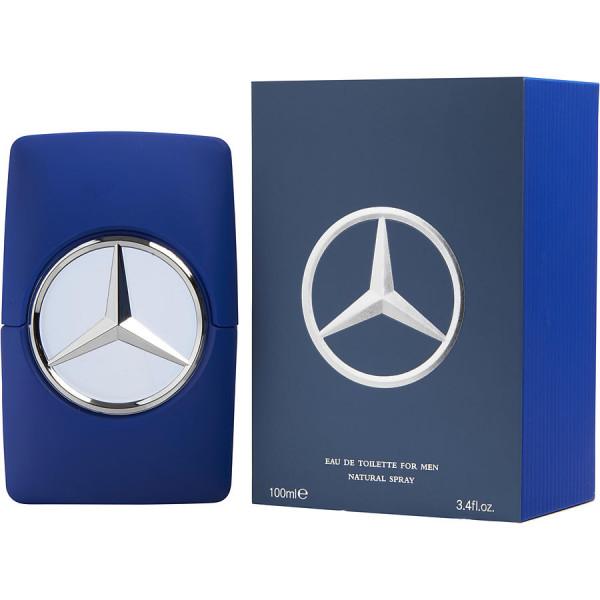 Mercedes-Benz - Man Blue : Eau de Toilette Spray 3.4 Oz / 100 ml