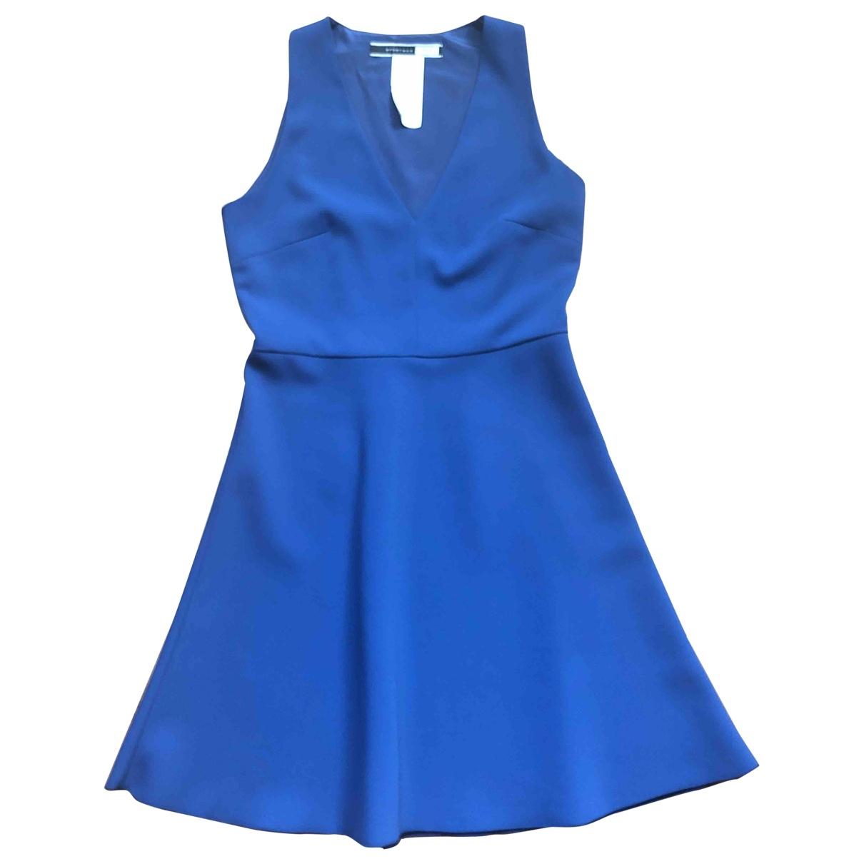 Sport Max \N Blue dress for Women 38 IT
