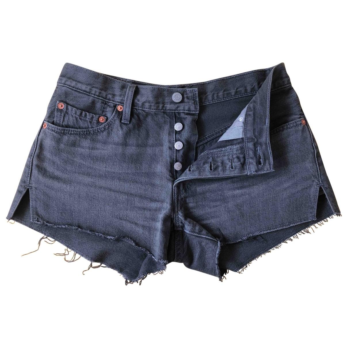 Levi's \N Black Denim - Jeans Jeans for Women 27 US