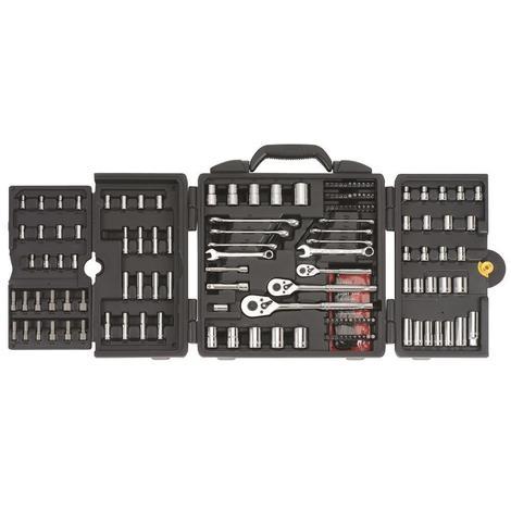 Stanley 170 Piece Socket Set