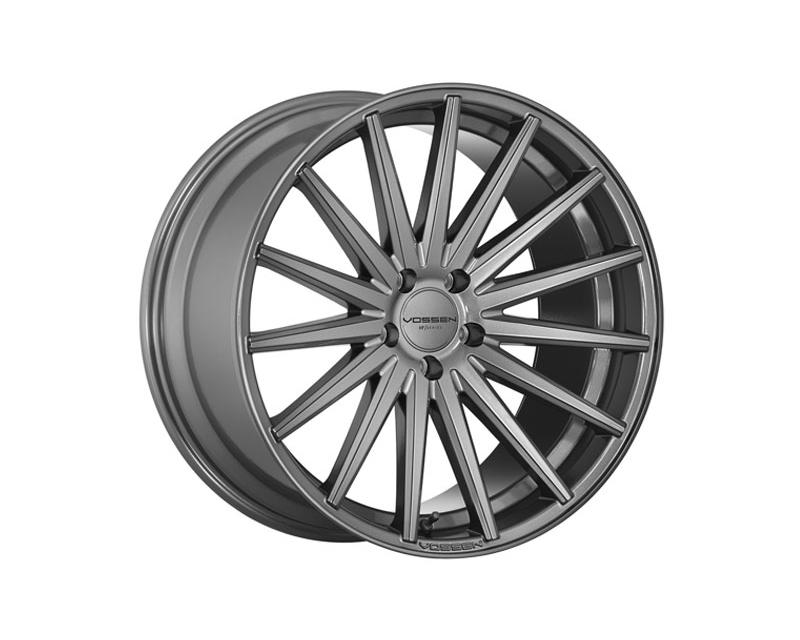 Vossen VFS2-2D34 VFS2 Gloss Graphite Flow Formed Wheel 22x10.5 5x115 20mm
