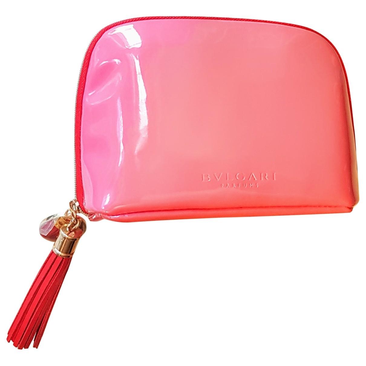 Bvlgari \N Pink Travel bag for Women \N