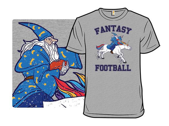Fantasy Football - Heather Remix T Shirt