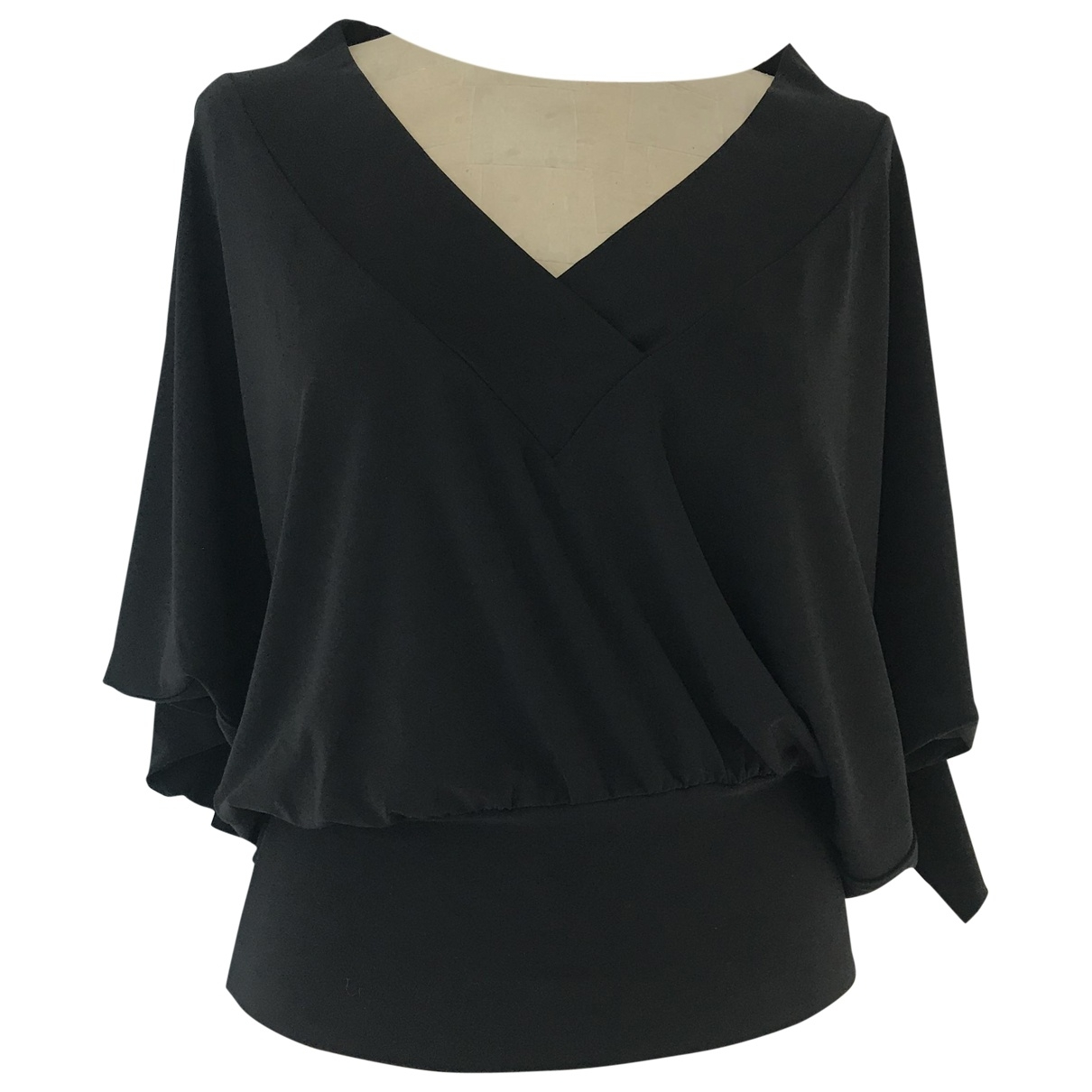 Non Signé / Unsigned \N Black  top for Women 40 IT