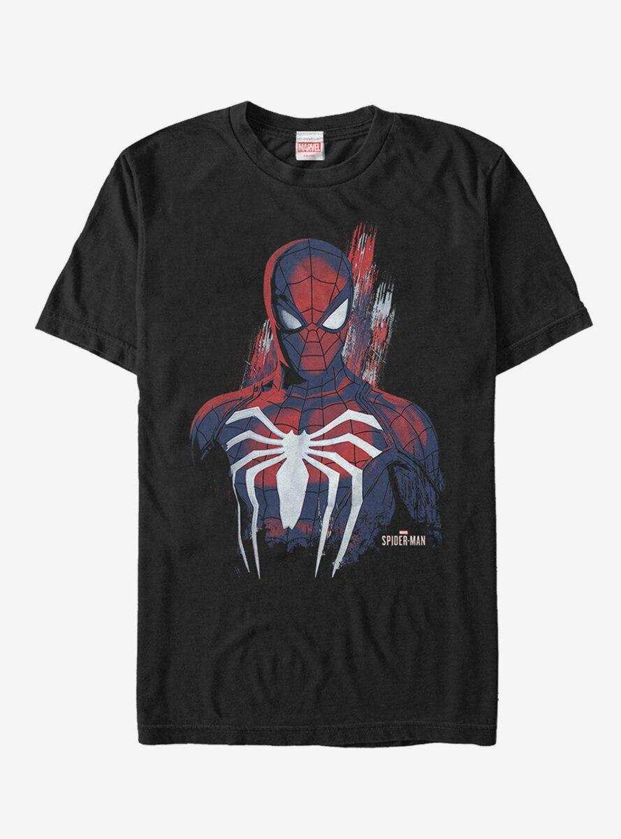 Marvel Gamerverse Spider-Man Streak T-Shirt