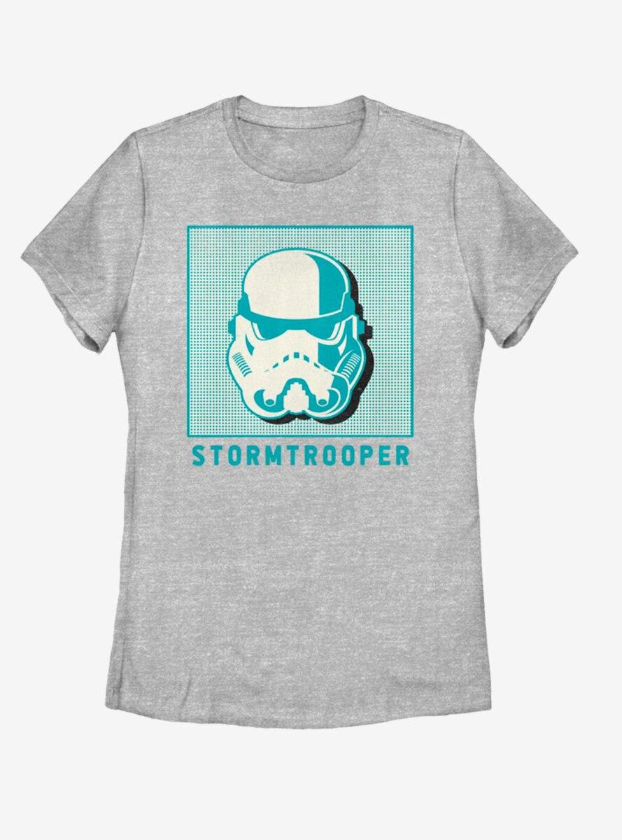 Star Wars Storm Trooper Womens T-Shirt