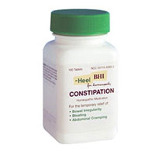 Constipation 100 Tabs by MediNatura