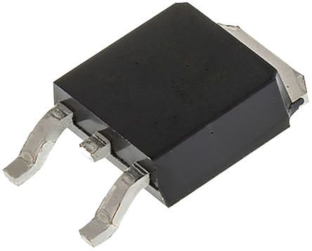 STMicroelectronics 200V 8A, Dual Silicon Junction Diode, 3-Pin DPAK STTH1002CB (10)