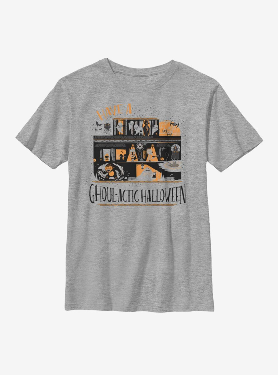Star Wars Ghoulactic House Youth T-Shirt