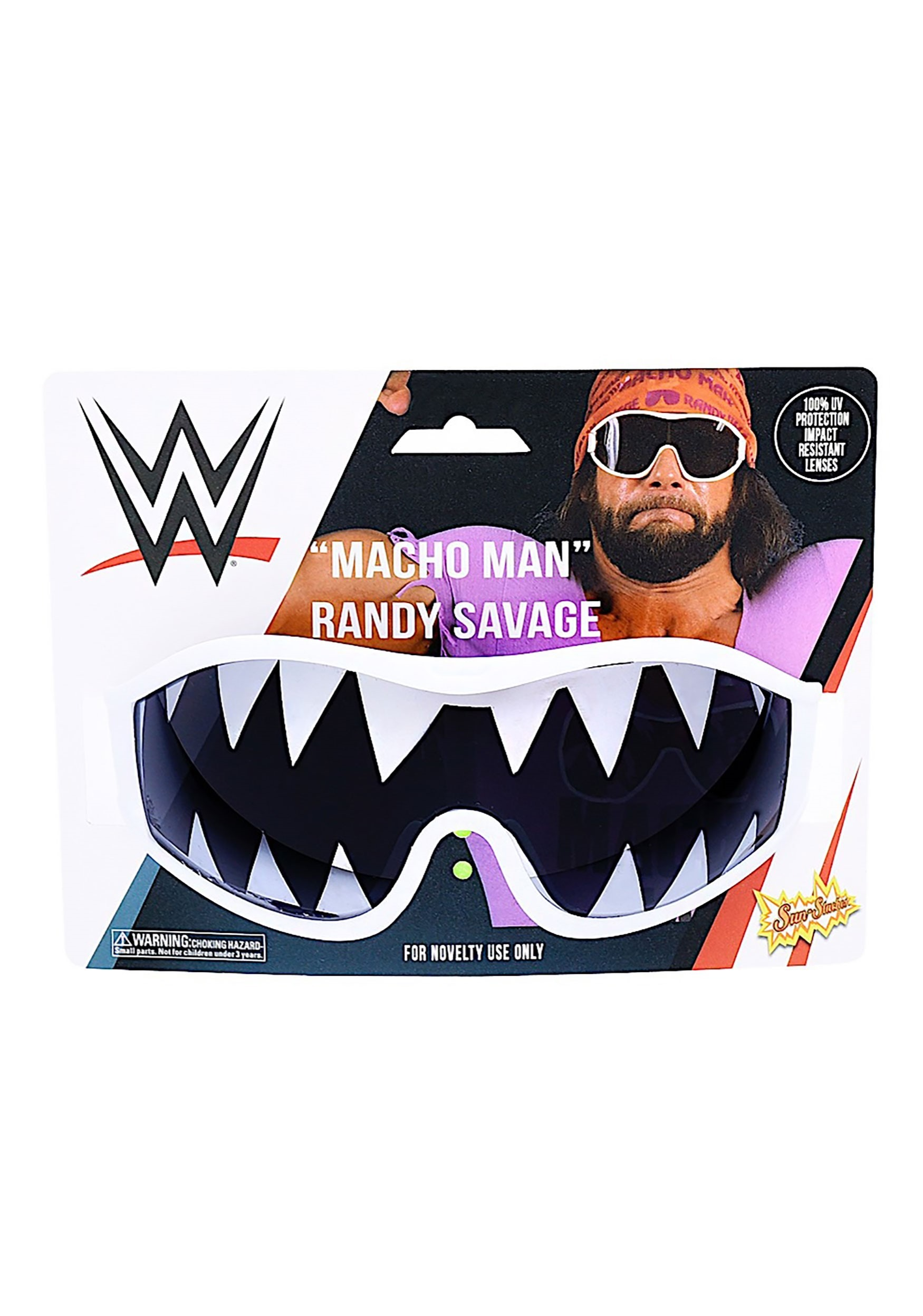 Macho Man Randy Savage WWE Sunstaches
