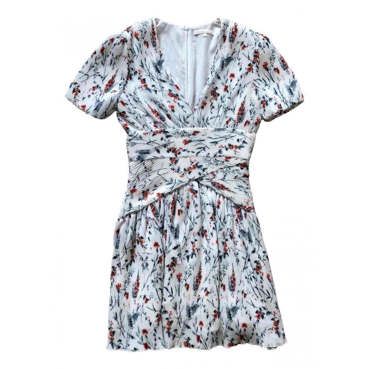 Maje \N White dress for Women 36 FR