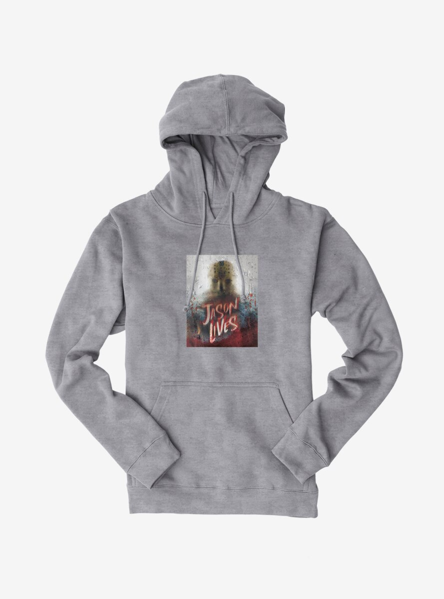 Friday The 13th Jason Lives Hoodie