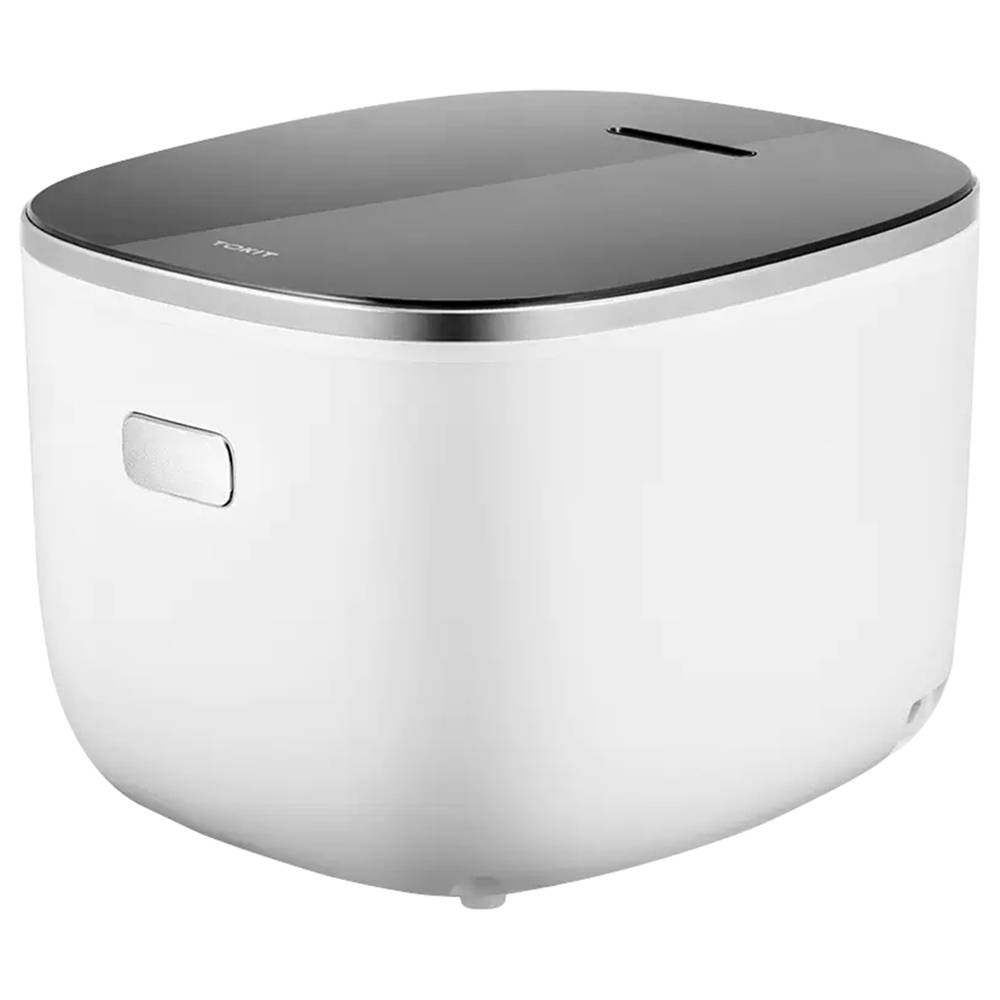 TOKIT TDFBD01ACM IH 4L Smart Rice Cooker Electromagnetic Heating APP Control Non-stick From Xiaomi Youpin - White