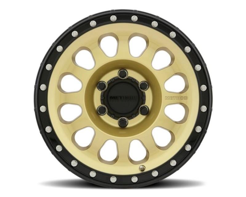 Method MR315 Wheel 18x9 6x135 18mm Gold/Black Street Loc