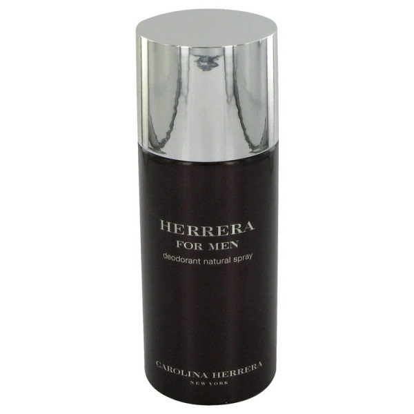 Carolina Herrera - Herrera For Men : Deodorant Spray 5 Oz / 150 ml