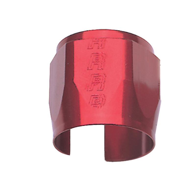 Russell TUBE SEAL END; # 12 RED