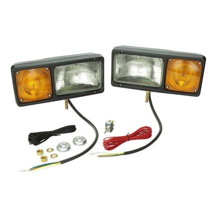 Grote 64261-4 - Per Lux Snowplow Light   Sealed Beam