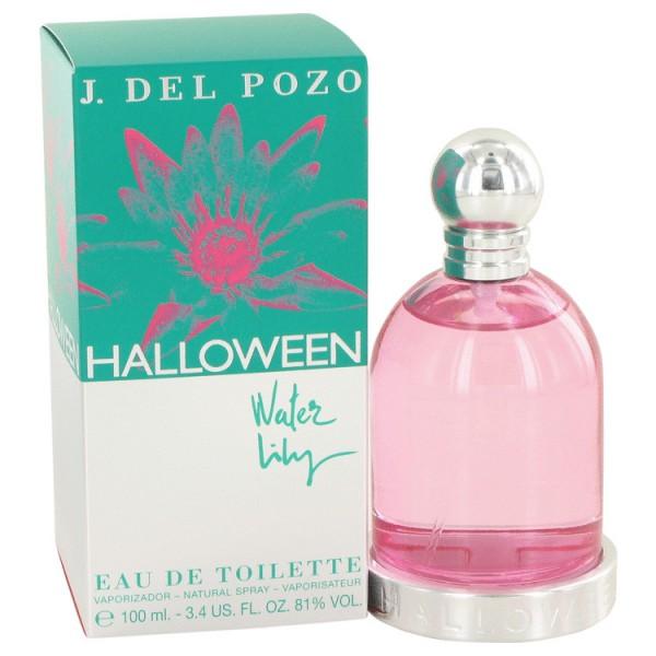 Jesus Del Pozo - Halloween Water Lily : Eau de Toilette Spray 3.4 Oz / 100 ml