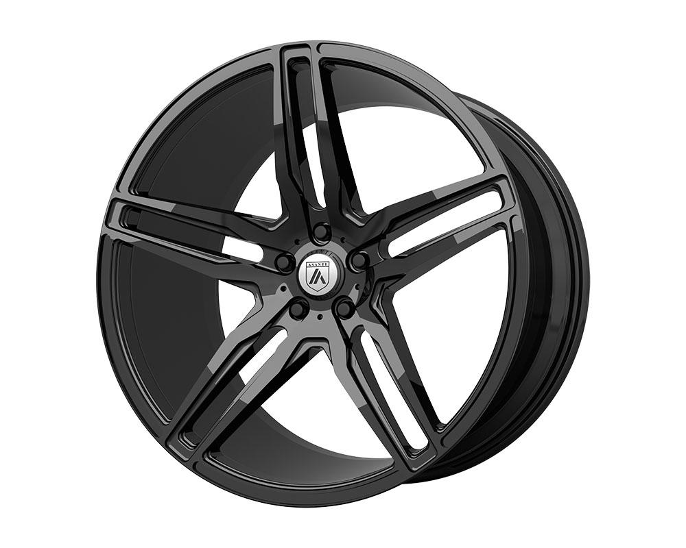 Asanti ABL12-22905632BK Black ABL-12 Orion Wheel 22x9 5x5x112 +32mm Gloss Black