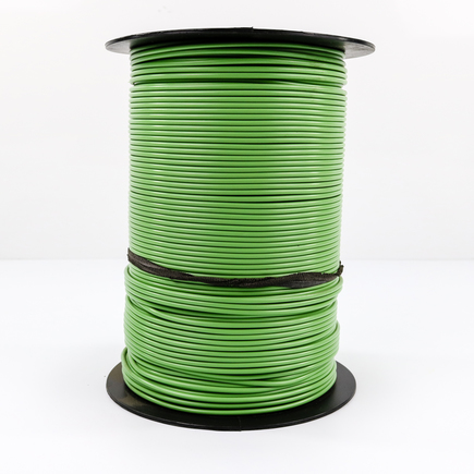 Power Products EL614113 - Gpt Primary Wire, Maxi Spool   Green, 14 ...