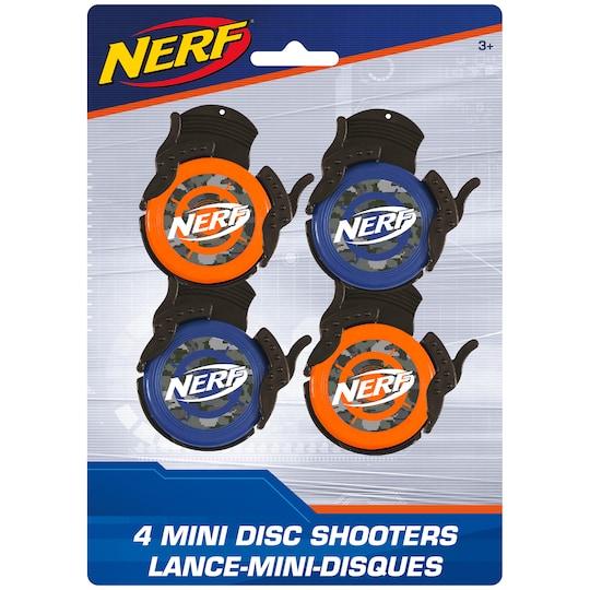 Nerf Disc Shooter Party Favors, 4Ct By Unique | Michaels®