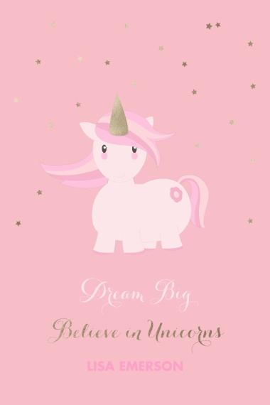 Baby + Kids 20x30 Poster(s), Board, Home Décor -Unicorn Magic