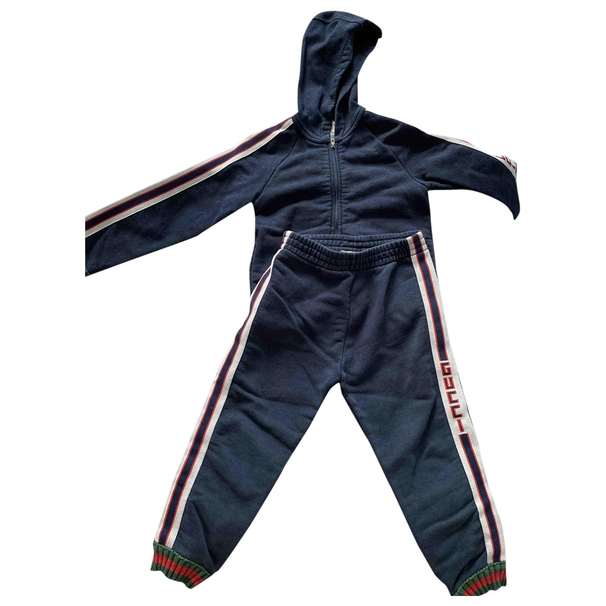 Gucci \N Blue Cotton Outfits for Kids 3 years - up to 98cm FR