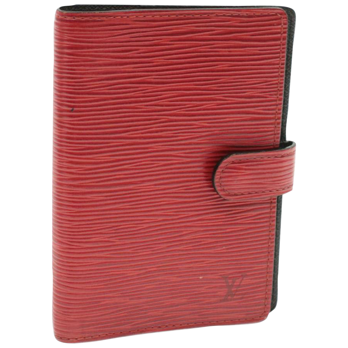 Louis Vuitton \N Red Leather Home decor for Life & Living \N
