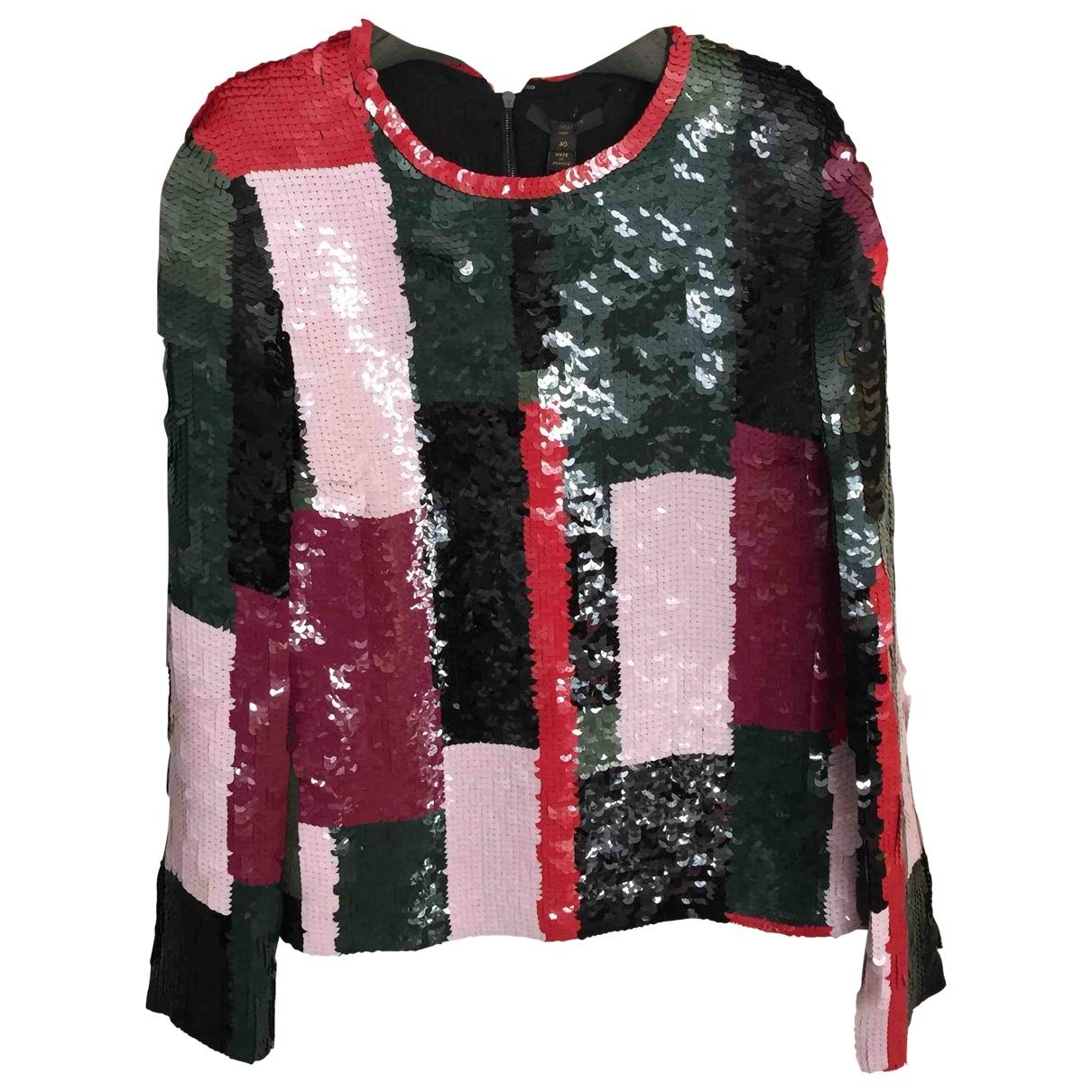 Louis Vuitton \N Multicolour Silk  top for Women 40 FR