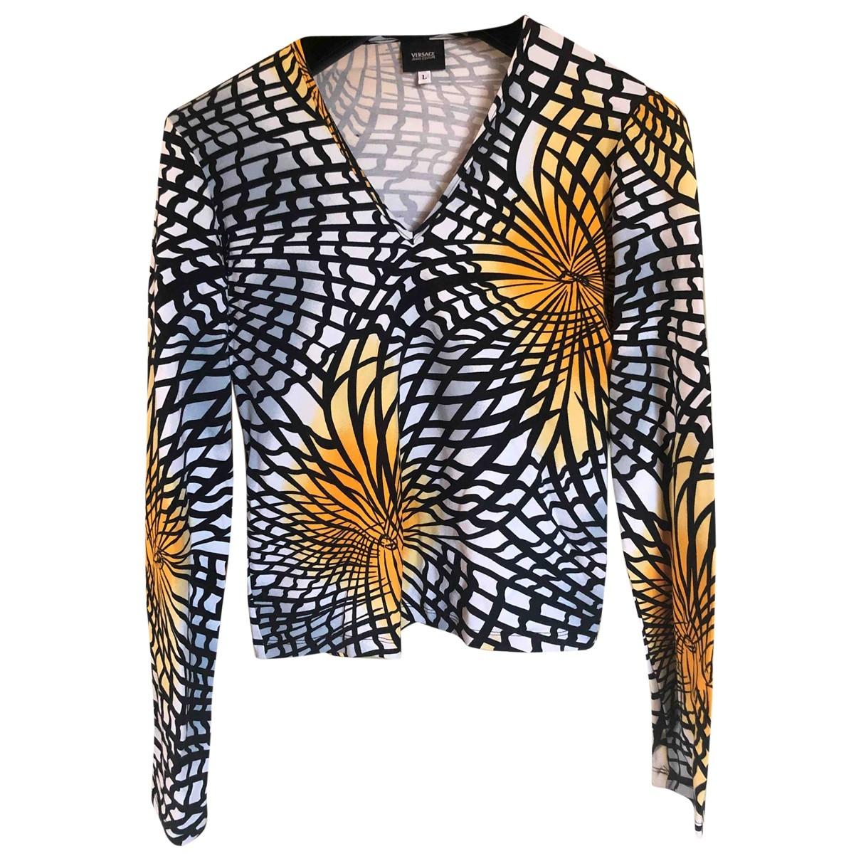 Versace Jeans \N Black  top for Women L International